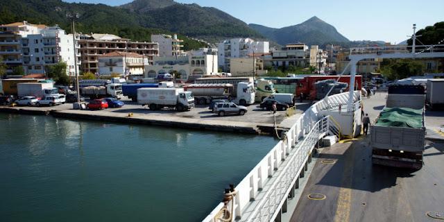 """Ηγουμενίτσα: Ταλαιπωρία για 241 επιβάτες του """"FLORENCIA"""""""