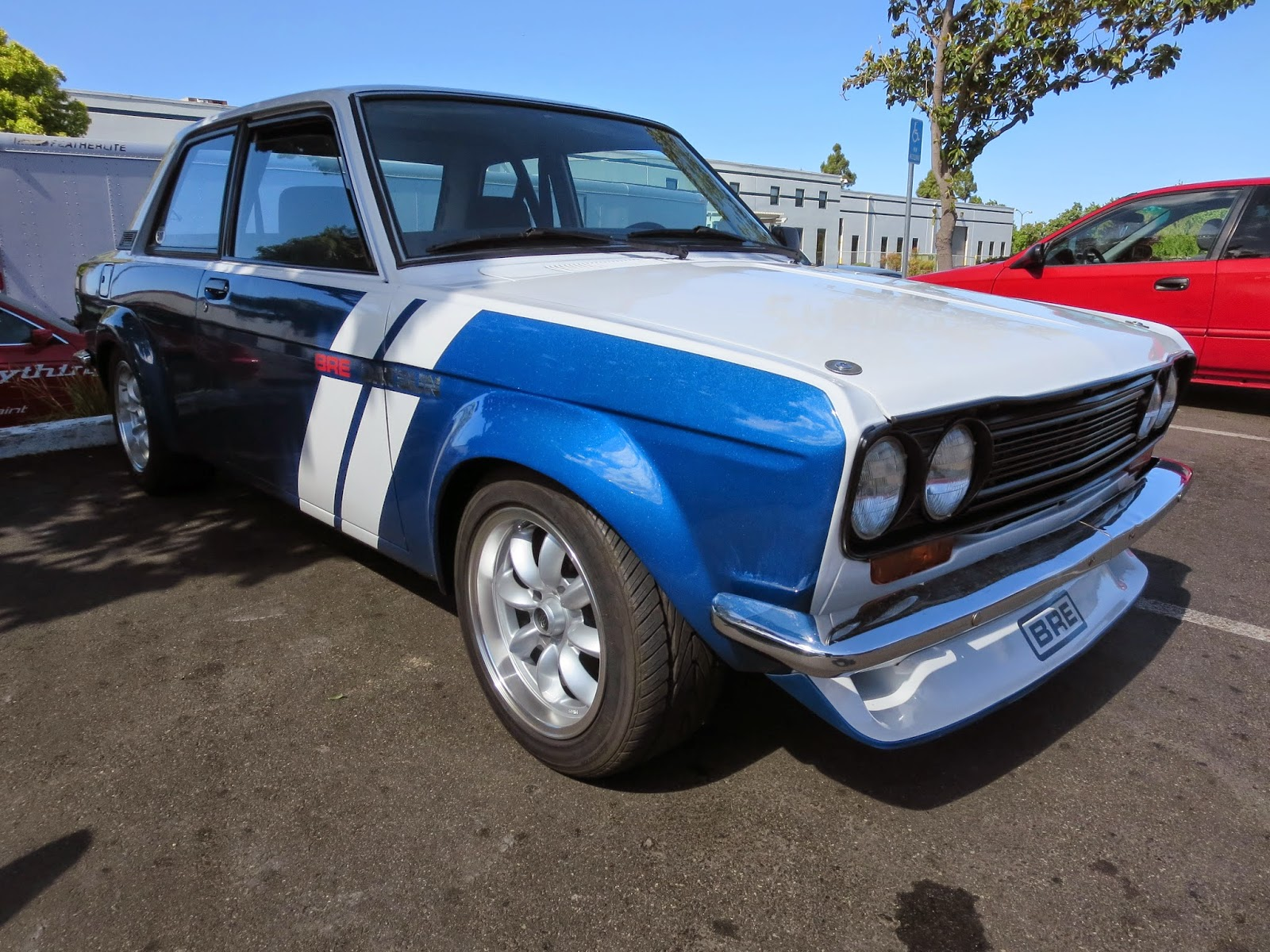 1971 Datsun 510 BRE Trans Am Replica
