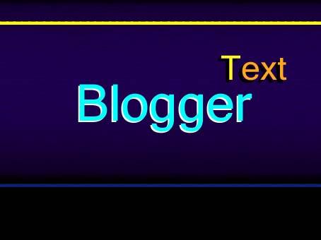 منصة بلوجر الاقوي في عالم التدوين blogger text 2021