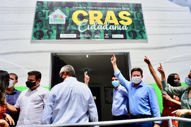 """""""A missão principal do Ministério da Cidadania é ir em busca dos brasileiros que estão sofrendo mais"""", diz João Roma em Ponto Novo"""