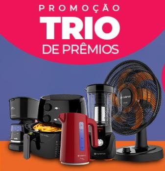 Cadastrar Promoção Cadence Trio de Prêmios 2020 2021 Ganhe Até 100 Reais Prêmios