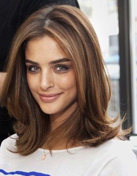 Medium Length Hairdo S For Thin Hair Por Hairstyles