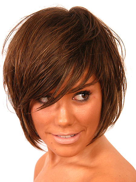 Groovy Celebrity Hairstyles Bob Haircut With Bangs Bob Hairstyle Ideas Short Hairstyles For Black Women Fulllsitofus