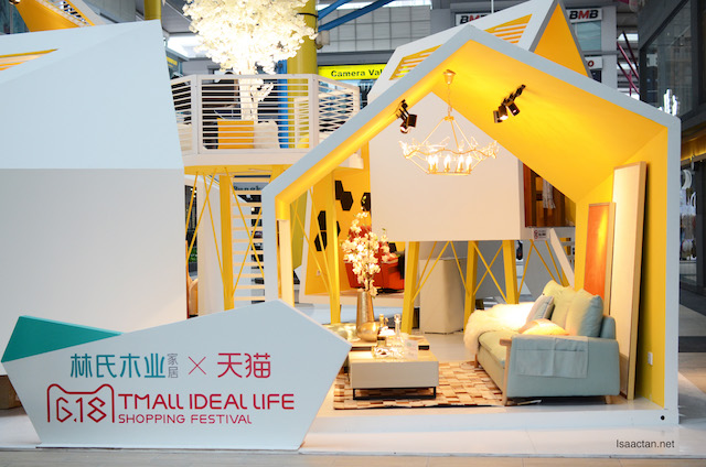 Tmall Ideal ife Shopping Festival - 6.18 Mid Year Mega Sale