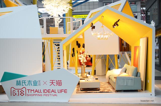 Tmall Ideal ife Shopping Festival - 6.18 Mid Year Mega Sale