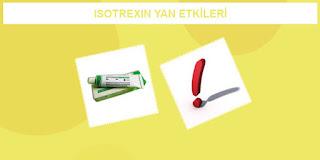 Isotrexin Kremin Yan Etkileri
