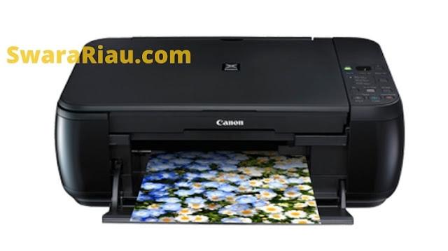 Instal Printer Canon MP287 Tanpa CD Driver