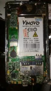 How to remove password of Vinovo HTC clone