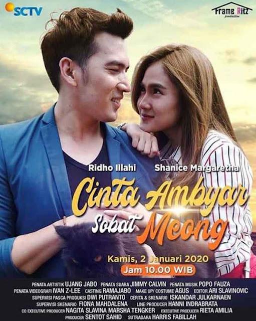 Daftar Nama Pemain FTV Cinta Ambyar Sobat Meong SCTV Lengkap