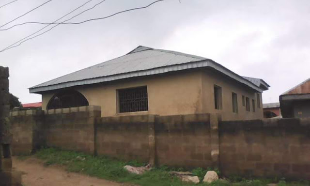 TWO BUILDING FOR SELL IN OGUN STATE & DELTA STATE NIGERIA