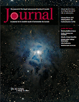 cover of the RASC Journal 2015 February