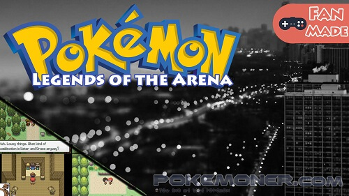 Pokemon Legends of the Arena