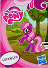 My Little Pony Wave 2 Cheerilee Blind Bag Card