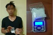 Puluhan Gram Narkotika Jenis Sabu Diamankan Satresnarkoba Polres Serang Kota