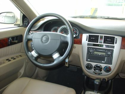Review: 2005 Chevrolet Optra 1.8 LT | Philippine Car News ...