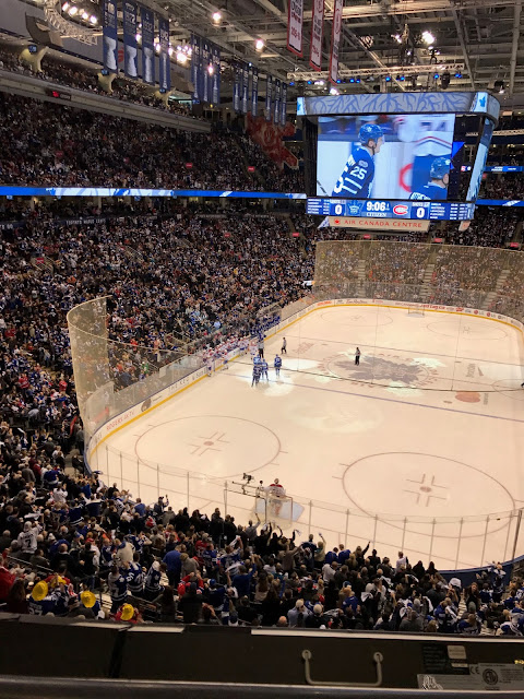 Toronto Maple Leafs game