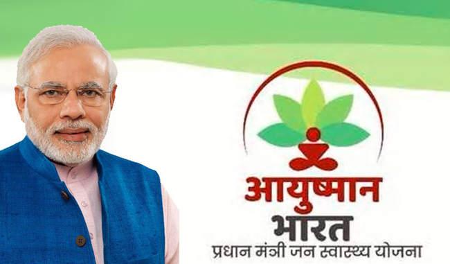 प्रधान मंत्री जन स्वास्थ्य योजना - Ayushman Bharat Scheme 2020