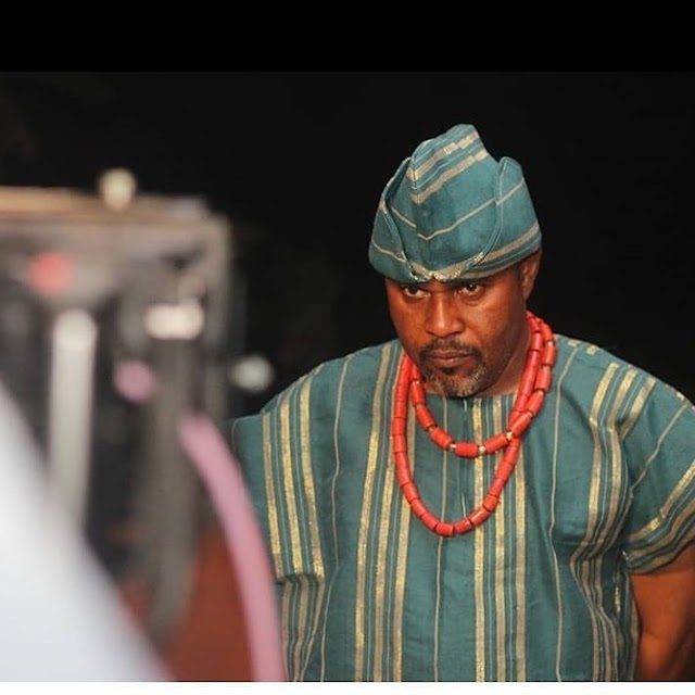 When has it become a crime to make a referral for colleagues, Saidi Balogun shared more light on the social media troll alleged by his Junior Colleague Actress Tayo Sogbola