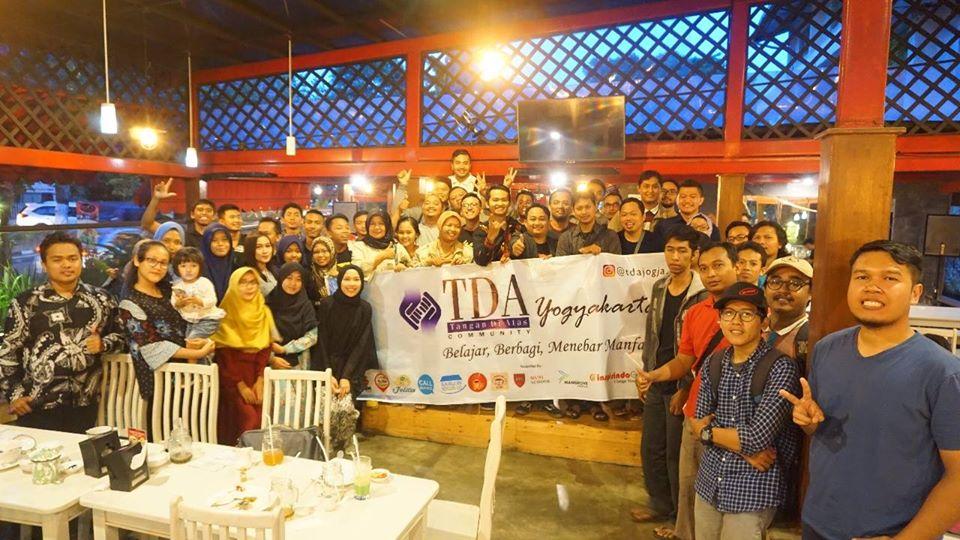 Launching TDA Jogja