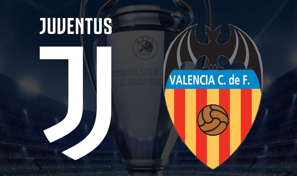 Rojadirecta Juventus-Valencia Streaming e Diretta TV in chiaro?