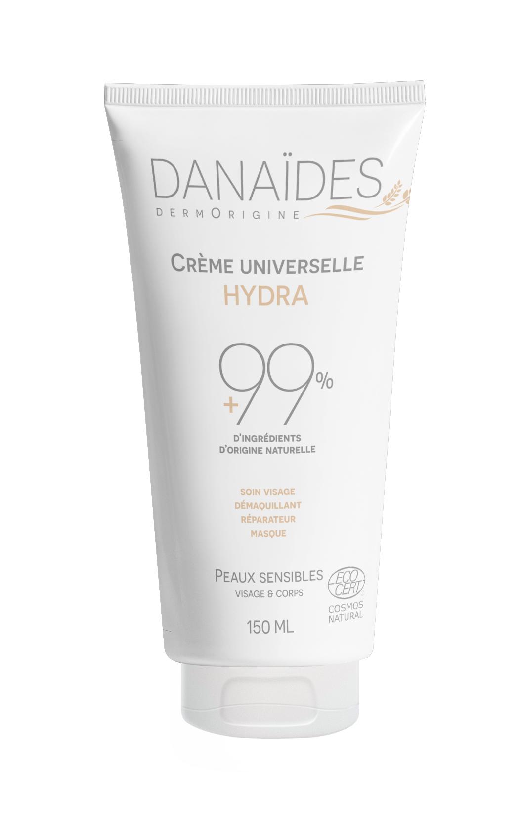 Crème universelle hydra Danaïdes