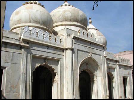 History of Muslim Moti Masjid -Agra