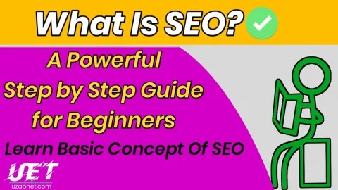 How does SEO work, What is search engine, How the search engine works, On page Seo