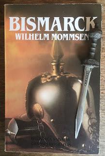 Portada del libro Bismarck, de Wilhelm Mommsen