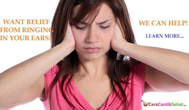 Cara Mengatasi Telinga Berdengung / Berdenging Lengkap Dengan Penyebabnya