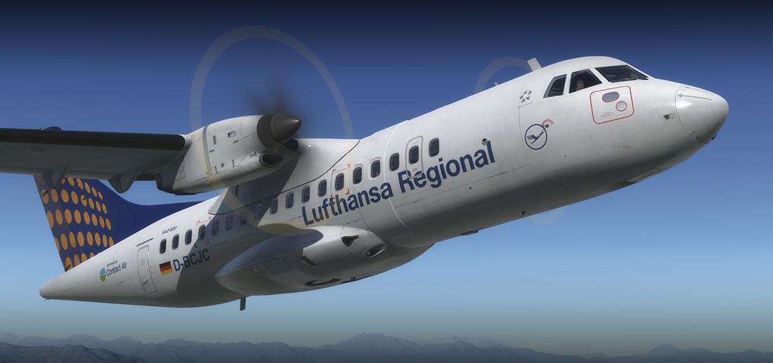 FSX/P3Dv3/P3Dv4] - Carenado - ATR 42-500 v1 4 ~ ᴍᴇɢᴀᴅᴅᴏɴs ®