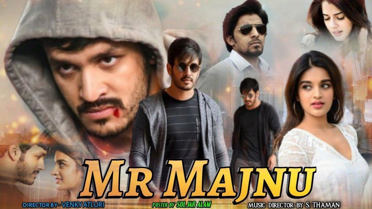 Mr. Majnu Movie - Mr. Majnu Full Movie Download in Hindi, Mr. Majnu Hindi Dubbed Movie Download 2020 - Nidhhi Agerwal - Akhil Akkineni