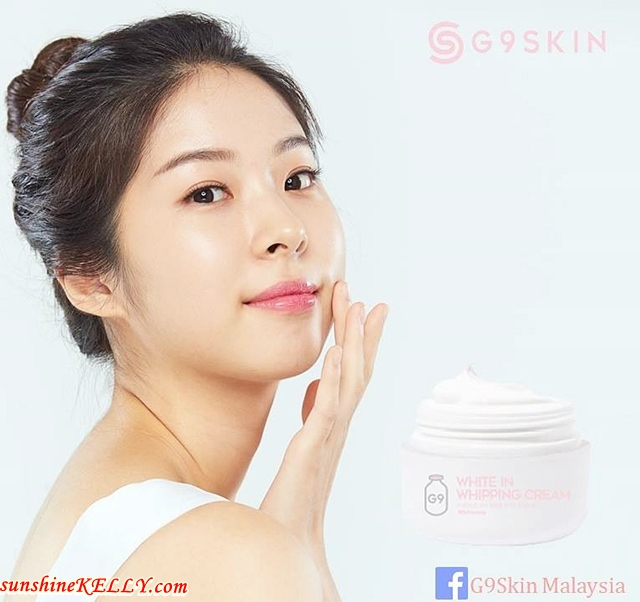 G9 SKIN White In Whipping Cream Review