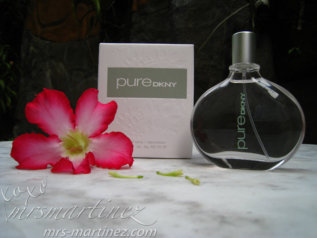 pure dkny eau de parfum