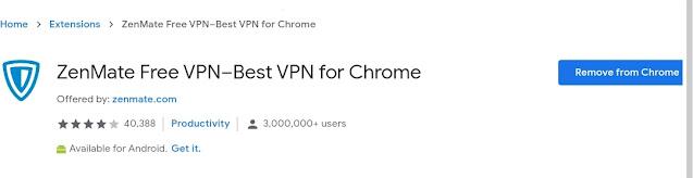 ZenMate VPN trial