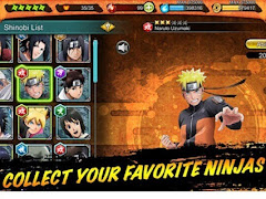 Download Game Naruto x Boruto Ninja Voltage for Android