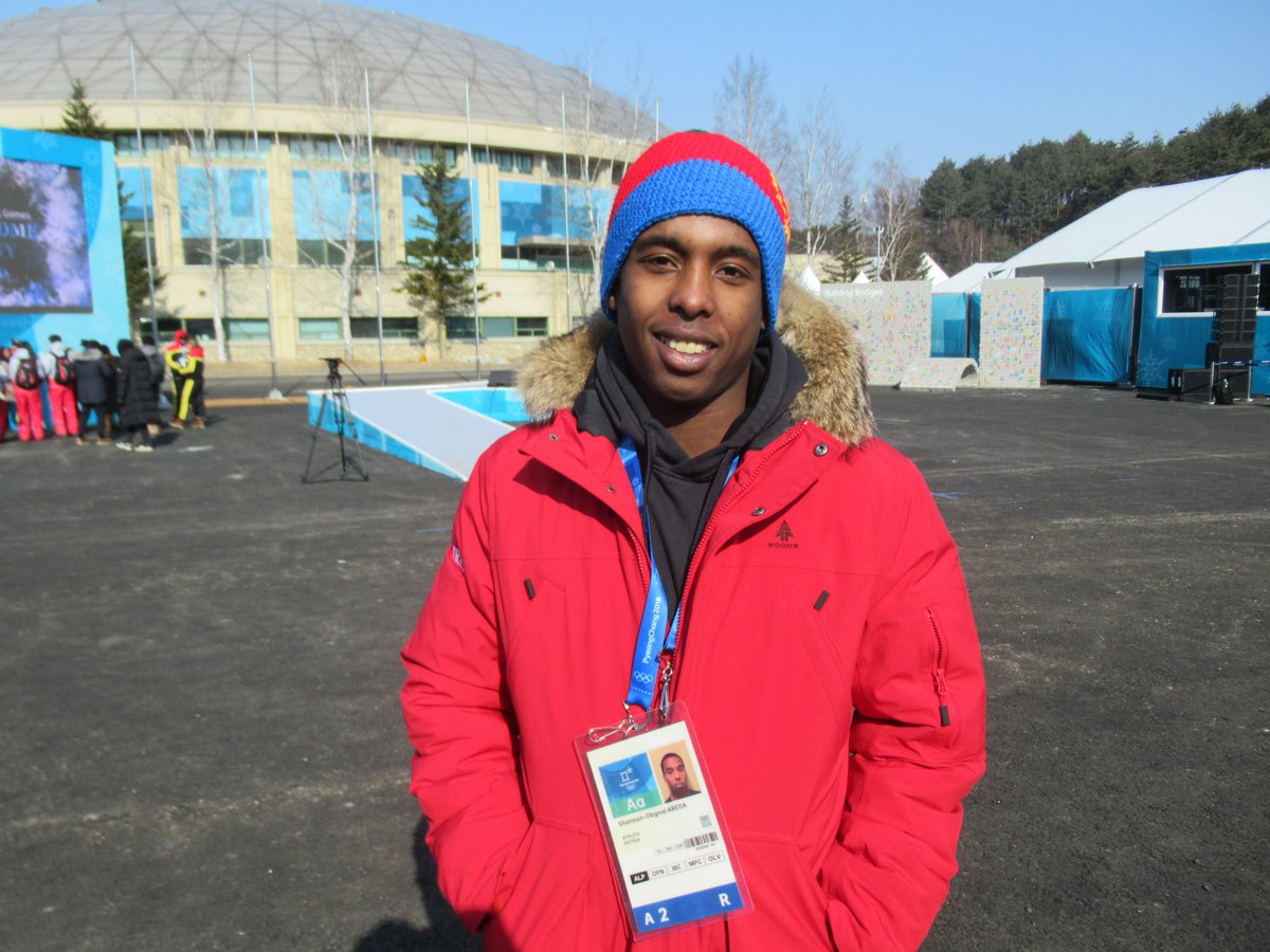 <Olympian aims to get Eritreans on skis [Video]