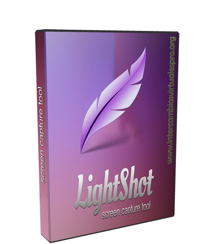 LightShot 5.4.0.10 poster box cover
