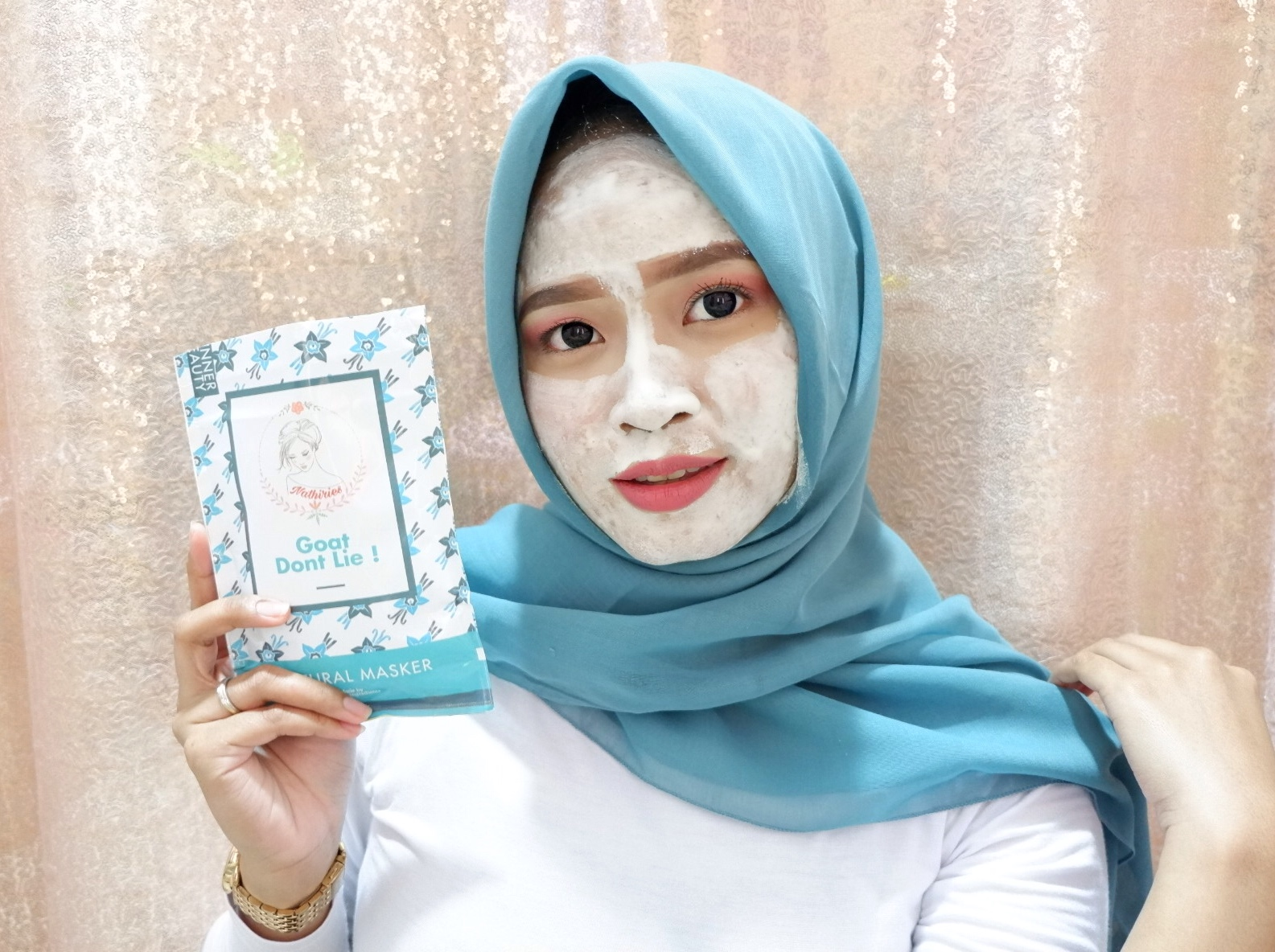 Hi Nate! Masker Organic by Nathiries (Goat Dont Lie!)