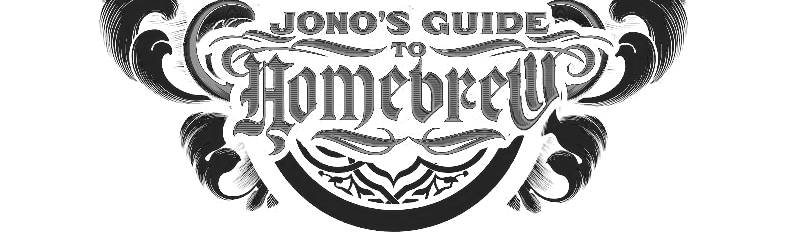 Jono's Guide to Homebrew