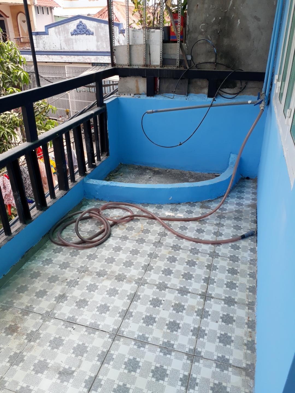 Bán nhà Quốc lộ 50 xã Bình Hưng huyện Bình Chánh giá rẻ 2020