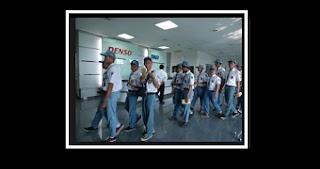 Lowongan PT DENSO INDONESIA MM2100 OPERATOR PRODUKSI - Via Online