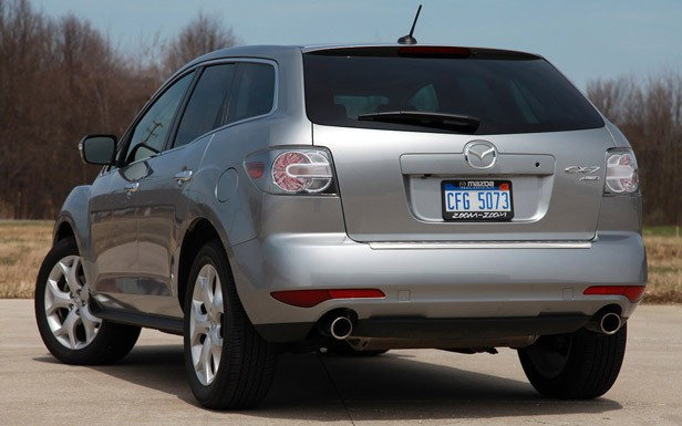 2011 Mazda CX7 Features and Specs