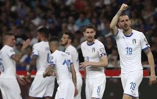 Италия – Босния и Герцеговина смотреть онлайн бесплатно 11 июня 2019 прямая трансляция в 21:45 МСК.