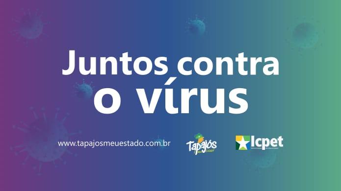 Estado do Tapajós, a região unida contra o Coronavírus