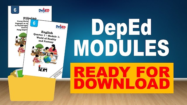 DepEd to improve learning materials that made learning muddy