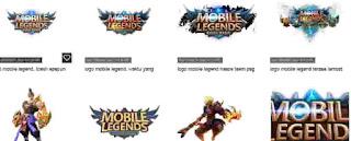 Mobile legend logo