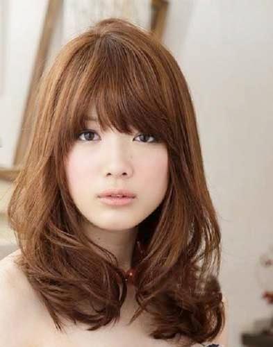 Model Rambut Pendek Sebahu Ala Korea ~ Ayeey.com