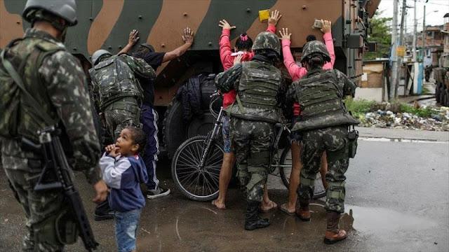 Brasil bate récord de violencia con 65 000 homicidios en un año