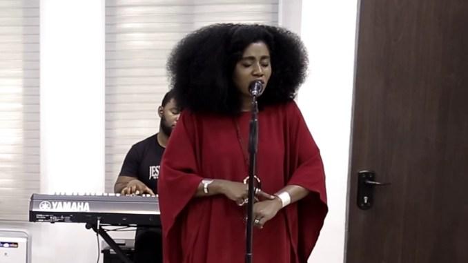 Oluwatoyin (Spontaneous Worship 2021)
