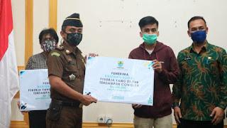 PHK Dampak Covid-19 Dapat Bantuan Dari Pemerintah Kota Cirebon